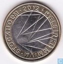 "Finland 5 euro 2012 ""Hockey World Championship"""