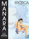 Manara: Erotica - Click! and other stories