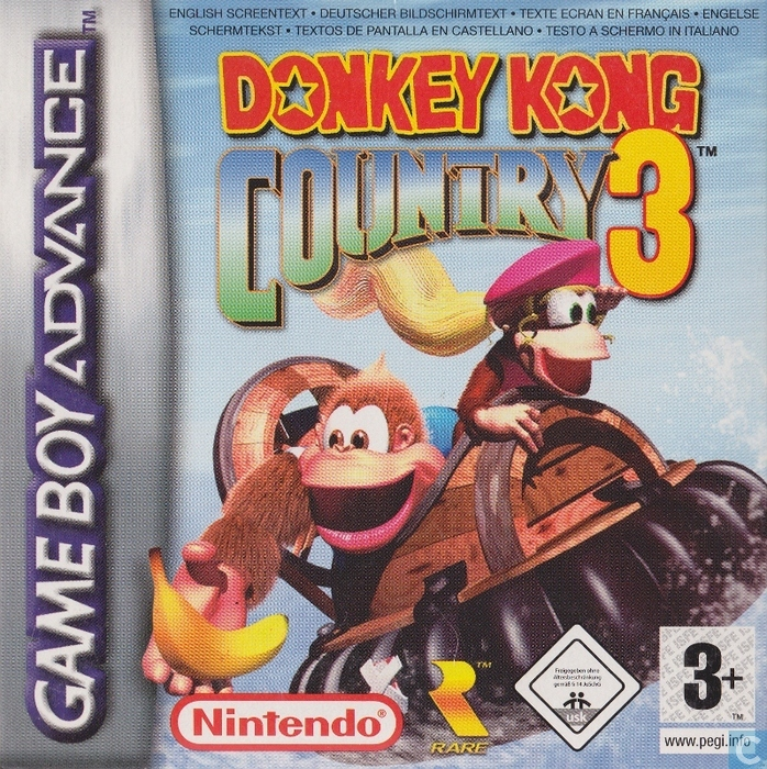 Donkey Kong Country 3 - Nintendo Game Boy Advance - Catawiki