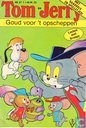 Comic Books - Tom and Jerry - Goud voor 't opscheppen
