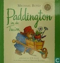 Paddington in de tuin