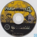 Jeux vidéos - Nintendo Gamecube - Mario Party 4 (Player's Choice)