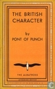 The British character by Pont of Punch