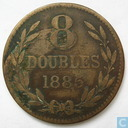 Guernsey 8 doubles 1885