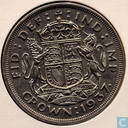 United Kingdom 1 crown 1937