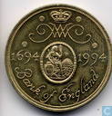 "Verenigd Koninkrijk 2 pounds 1994 ""300th Anniversary Bank of England"""