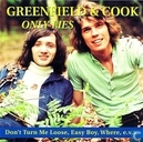 Greenfield & Cook - Only Lies
