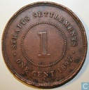 Straits Settlements 1 Cent 1897