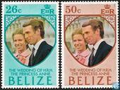 Princess Anne and Mark Phillips-Marriage