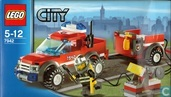Lego 7942 Off Road Fire Rescue