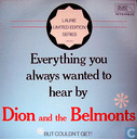 Everything you always wanted to hear by Dion and the Belmonts