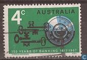Bank of Australia 150 jaar