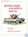 British Tanks in N. Africa 1940-42