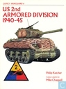 US 2nd Armored Division 1940-45