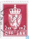 Briefmarken - Norwegen - 1975 AUS. SAK II 200