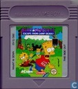 Jeux vidéos - Nintendo Game Boy - Bart Simpson: Escape from Camp Deadly