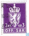 Briefmarken - Norwegen - 1975 AUS. SAK II 300