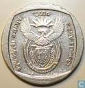 South Africa 2 rand 2004