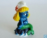 Mermaid Smurfette