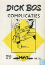 Bandes dessinées - Dick Bos - Complicaties