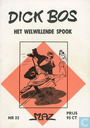 Comic Books - Dick Bos - Het welwillende spook