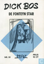 Comic Books - Dick Bos - De Fonteyn Star