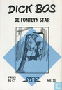 Strips - Dick Bos - De Fonteyn Star