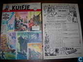 Comic Books - Kuifje (magazine) - Kuifje 17