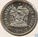 South Africa 1 rand 1971