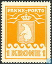 Timbres-poste - Groenland - Armoiries nationales