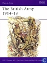 The British Army 1914-18