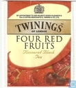 Four Red Fruits