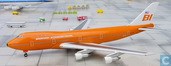 "Braniff International - 747-100 ""Orange - Jelly Bean"""