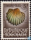 Coquilles- timbre-taxe