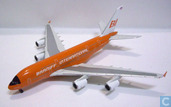 "Braniff International -  A380 ""Orange - Jelly Bean"""