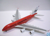 "Braniff International - A380 ""Red - Jelly Bean"""
