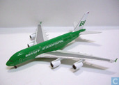 "Braniff International - A380 ""Green - Jelly Bean"""