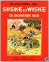 Comic Books - Willy and Wanda - De snorrende snor