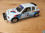 Peugeot 205 t16 rally