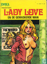 Strips - Belle Star - Lady Love en de gemaskerde man