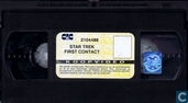 DVD / Video / Blu-ray - VHS video tape - First Contact