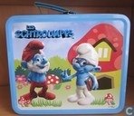 lunchbox Smurfen