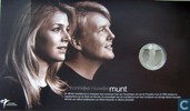 "Nederland jaarset 2002 (Numisbrief) ""Royal Wedding of Máxima and Willem-Alexander"""