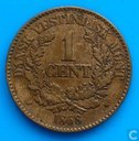 Danish West Indies 1 cent 1868