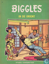 Comic Books - Biggles - Biggles in de Orient