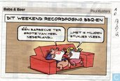 Dit weekend recordpoging bbq-en