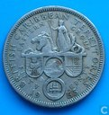 British Caribbean Territories 50 cents 1955