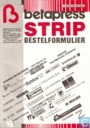 Stripbestelformulier - November/december 1986