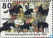 The Hague World Equestrian Games 1994