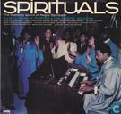 Vinyl records and CDs - Porter, Hugh E. - Spirituals sung by Hugh E. Porter & his Gospels Singers